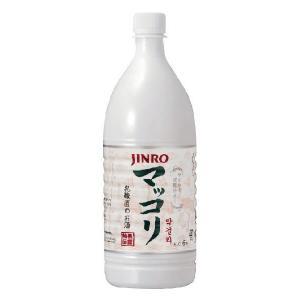 JINRO マッコリ 1000ml ペット 1.0L|shochuya-doragon