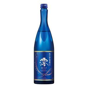 松竹梅 白壁蔵 澪 みお スパークリング清酒 750ml 宝酒造 日本酒 shochuya-doragon