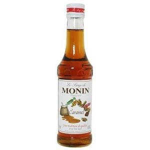 【MONIN】モナン キャラメル・シロップ 250ml×6本