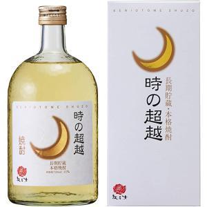 時の超越 25度 720ml 麦焼酎 紅乙女酒造  ときのちょうえつ shochuya-doragon