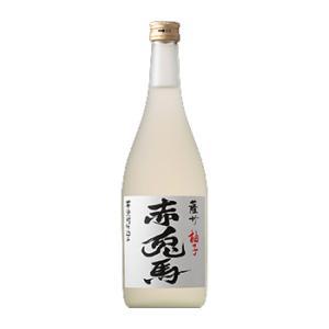 柚子・赤兎馬(せきとば)(特別限定酒) 14度 720ml 濱田酒造 【リキュール】|shochuya-doragon