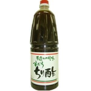 手造り風味 すだち ちり酢 1800ml【ポン酢】|shochuya-doragon