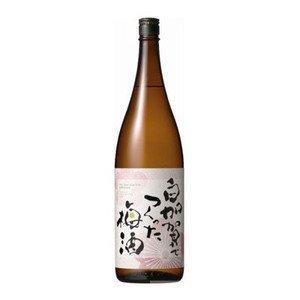 白加賀でつくった梅酒 12度 1800ml サッポロ