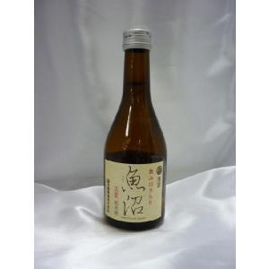 魚沼 純米淡麗 300ml 14度  日本酒 清酒 白瀧酒造 うおぬま|shochuya-doragon