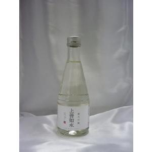 上善如水 純米吟醸 300ml 14度 日本酒 清酒 白瀧酒造|shochuya-doragon