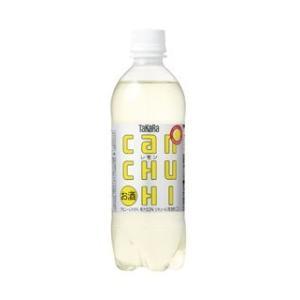 タカラcanチューハイ<レモン>500ml ペット 1ケース(12本入)