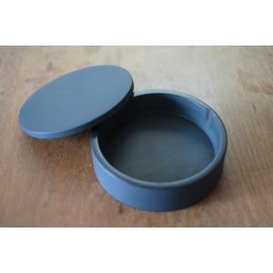 羅紋硯 丸型 6インチ|shodouya