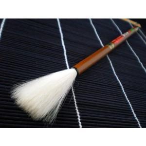 書道筆 最高級羊毛筆 墨吐龍3号 久保田号|shodouya