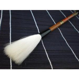 書道筆 高級羊毛筆 白為5号 久保田号|shodouya