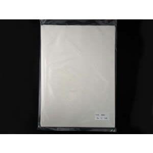 書道半紙サイズ清書用 月の光(手漉半紙) 100枚|shodouya
