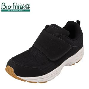 バイオフィッター Bio Fitter BF-2115 レディース | スポーツシューズ | 軽量 軽い | 幅広 4E | ブラック|SHOE・PLAZA シュープラザ