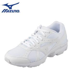 ミズノ MIZUNO K1GA171701 レディース | ランニングシューズ 白 | エルベ | カジュアル ローカット | ホワイト|shoe-chiyoda