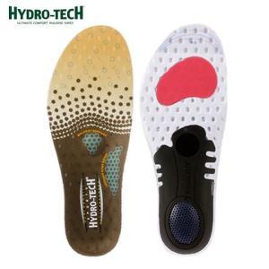 ハイドロテック HYDRO TECH HD6008 メンズ インソール 中敷き 衝撃吸収 クッション性 通気性 抗菌加工 ブラウン