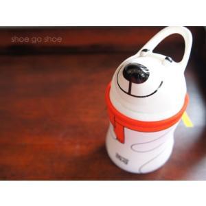 thermo mug サーモマグ Animal Bottle アニマルボトル ギフト プレゼント キッズ ベビー 水筒 5155AM シロクマ ポーラーベアー