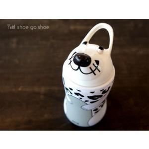 thermo mug サーモマグ Animal Bottle アニマルボトル ギフト プレゼント キッズ ベビー 水筒 YUKIHYO ユキヒョウ