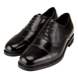 メンズ 本革ビジネスシューズ ANTIVA AN-4016 ST   BL|shoemart