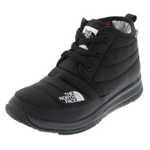 ザ ノースフェイス THE NORTH FACE レディース ブーツ ヌプシTL5WPC BLACK NF51986 ヌプシトラクションライトVウォータープルーフチャッカ 23.0cm~25.0cm