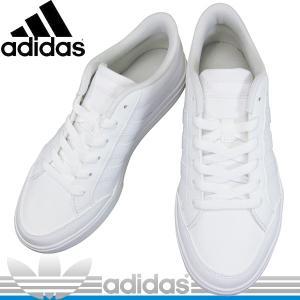 adidas BC0132 アディダス ネオセット SL NEOSET SL ホワイト アディダス ユニセックス コートシューズ adidas BC 0132 通学靴 白靴|shoeparkkaminari
