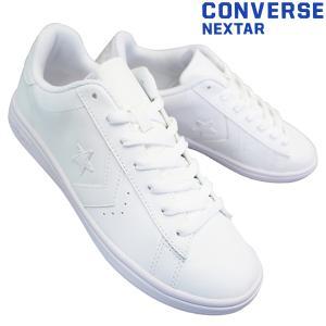 CONVERSE コンバース ネクスター310 ホワイト NEXTAR310 32765220 メンズ レディース 白スニーカー ローカット 通学靴