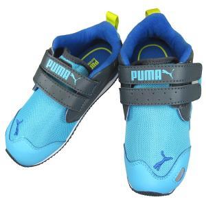 プーマ 360620-01 ブルー/ストロングブルー/ネービー PUMA WANPA 4 NM ワンパ4 NM キッズスニーカー puma360620-01