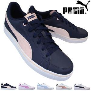 PUMA 362947 プーマ コートポイント バルク V2 BG PUMA COURT POINT Vulc V2 BG  レディース スニーカー 紐靴 靴