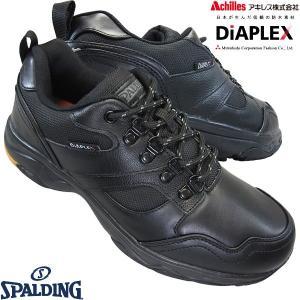 スポルディング WN-275 黒 SPALDING メンズ ...