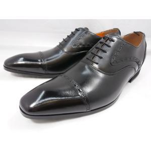 アントニオ ドゥカティ ロングノーズ DC1190(ブラック) ANTONIO DUCATI メンズ靴 ビジネスシューズ shoes-aman