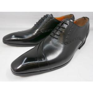 アントニオ ドゥカティ ロングノーズ DC1191(ブラック) ANTONIO DUCATI メンズ靴 ビジネスシューズ shoes-aman