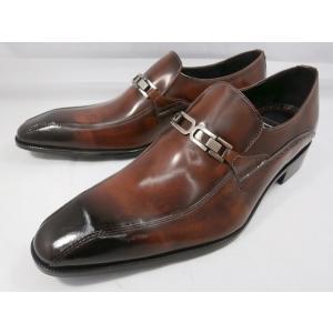 アントニオ ドゥカティ チゼルトゥ・ビットスリポン DC1231(ブラウン) ANTONIO DUCATI 靴 メンズ shoes-aman