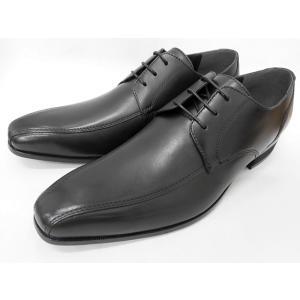 ヒロコ コシノ 本革 ビジネスシューズ スワールレース HK122(ブラック) HIROKO KOSHINO メンズ靴|shoes-aman