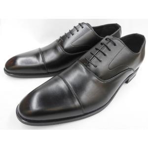 (28.0cm 29.0cm)ヒロコ コシノ ビジネスシューズ ストレートチップ HK14601(ブラック) HIROKO KOSHINO メンズ 靴|shoes-aman