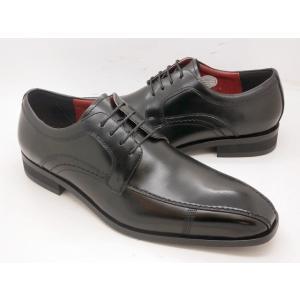 ヒロコ コシノ 本革 ビジネスシューズ スワールモカ HK5553(ブラック)HIROKO KOSHINO メンズ靴|shoes-aman
