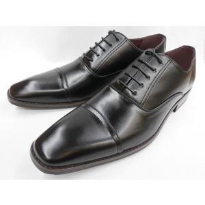 【28.0cm】【29.0cm】【30.0cm】ヒロコ コシノ ビジネスシューズ ストレートチップ HK9801(ブラック) HIROKO KOSHINO メンズ 靴|shoes-aman