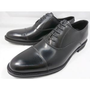 ケンフォード 靴 メンズ ストレートチップ ビジネスシューズ KN62 ACJ(ブラック)KENFORD|shoes-aman