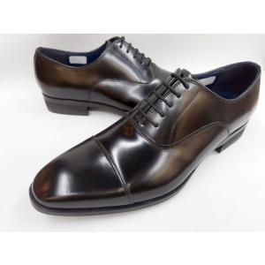 ケンフォード 靴 メンズ ニュースマート ストレートチップ ビジネスシューズ KN72 AC5(ブラック) KENFORD|shoes-aman