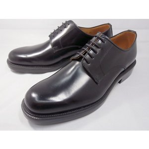 ケンフォード 靴 メンズ プレーントゥ ビジネスシューズ K641(ブラック) KENFORD|shoes-aman