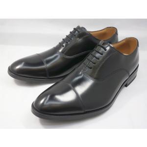 ケンフォード 靴 メンズ ストレートチップ ビジネスシューズ KN52(ブラック) KENFORD|shoes-aman