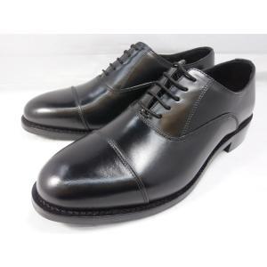 ロンドンシューメイク オックスフォード&ダービー8001(ブラック) ストレートチップ メンズ ビジネスシューズ グッドイヤー製法 1万円紳士靴|shoes-aman