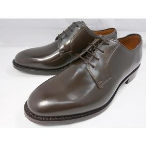 ロンドンシューメイク オックスフォード&ダービー8005(ダークブラウン) プレーントゥ メンズ ビジネスシューズ グッドイヤー製法 1万円紳士靴|shoes-aman
