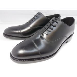 ロンドンシューメイク オックスフォード&ダービー8008(ブラック) ストレートチップ メンズ ビジネスシューズ グッドイヤー製法 1万円紳士靴|shoes-aman