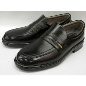 【完全防水 GORE−TEX ゴアテックス 採用】【通勤快足 】 Business EXpress TK31−26(ブラック)|shoes-aman