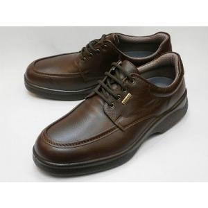 【完全防水 GORE−TEX ゴアテックス 採用】【通勤快足 】 Business EXpress TK32−47(ブラウンシュリンク)|shoes-aman