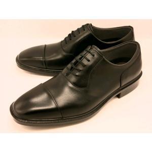 【完全防水 GORE−TEX ゴアテックス 採用】【通勤快足】 Business EXpress TK3309(ブラック) shoes-aman 02