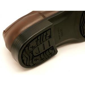 【完全防水 GORE−TEX ゴアテックス 採用】【通勤快足】 Business EXpress TK3309(ブラウン)|shoes-aman|04