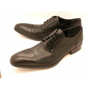 フープディドゥ  外羽根ストレートチップ 103313(ブラック) whoop'-de-doo'|shoes-aman