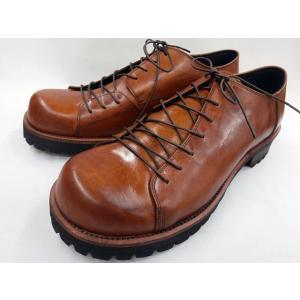 フープディドゥ バルーントゥおでこ靴 108604(キャメル) whoop'-de-doo' メンズ靴|shoes-aman