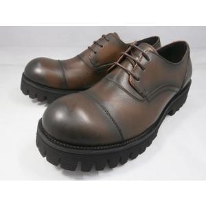 18年秋発売 フープディドゥ 軽量!厚底おでこ靴 378182(キャメル) whoop'-de-doo' メンズ 靴|shoes-aman