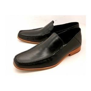 好評再入荷 フープディドゥ カジュアルスリッポン 304764 (ブラック)  whoop'-de-doo' メンズ 靴|shoes-aman