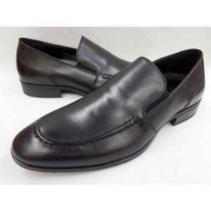 フープディドゥ シュッフェ シュナイダー (SCHUHE SCHNEIDER) スリッポンビジネスシューズ 308723 (ブラック) メンズ 靴|shoes-aman