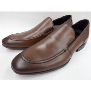 フープディドゥ シュッフェ シュナイダー (SCHUHE SCHNEIDER) スリッポンビジネスシューズ 308723 (ライトブラウン) メンズ 靴|shoes-aman